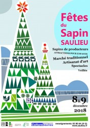 Saulieu's Fêtes du Sapin on the 8th and 9th of November, 2018